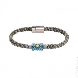 Hipanema Josh blue bracelet for men