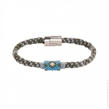 Bracelet Hipanema Josh blue