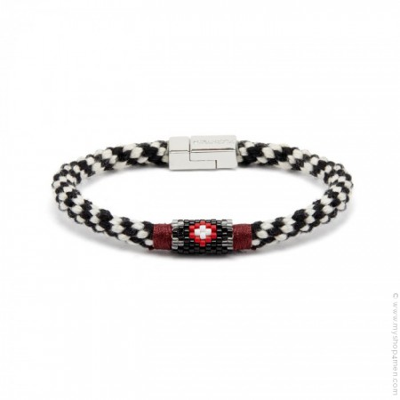 Bracelet Hipanema Josh black