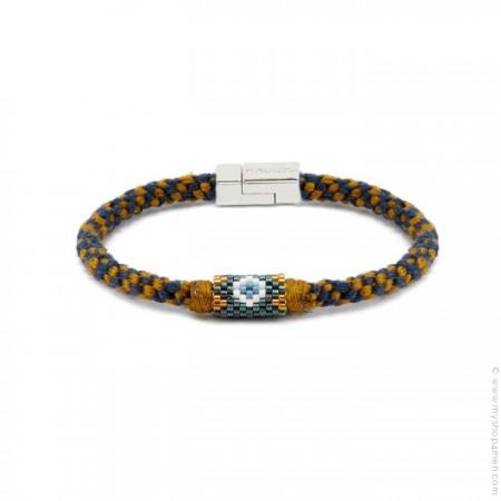 Bracelet Hipanema Josh ocre