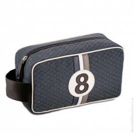 Trousse de toilette Bobby all black