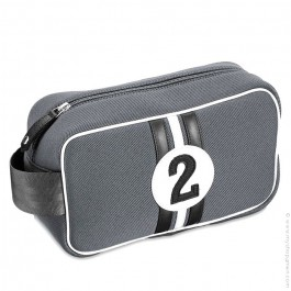 Black and grey Fangio toiletries for man