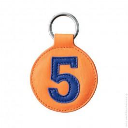 Porte clé en cuir n°5