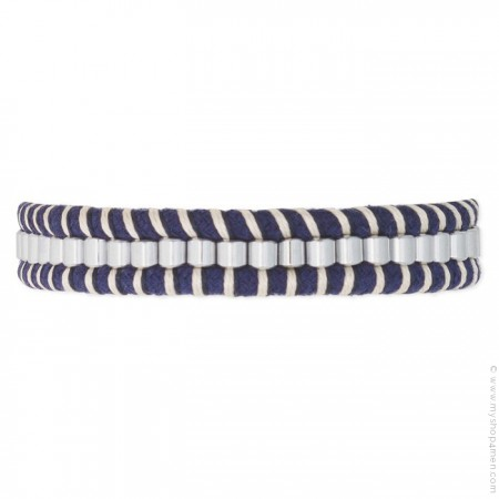 Bracelet Hipanema Clyde blue