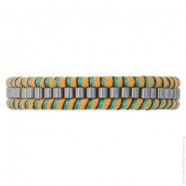 Hipanema blue Clyde bracelet for men