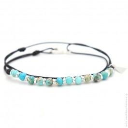 Bracelet Roll XS turquoise