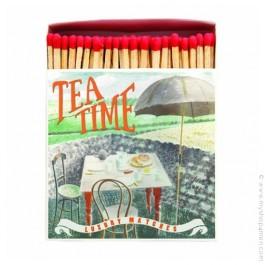 Allumettes de luxe Tea time