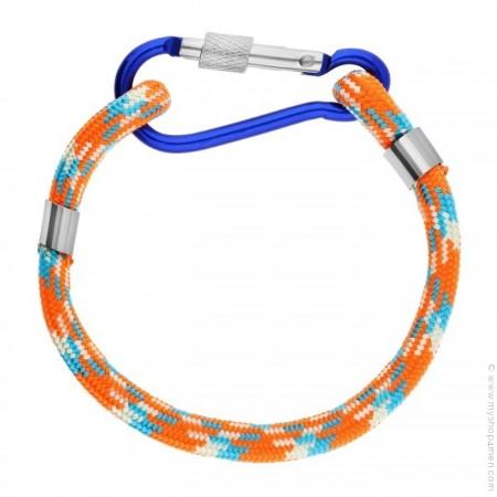 Bracelet Hipanema Boss orange