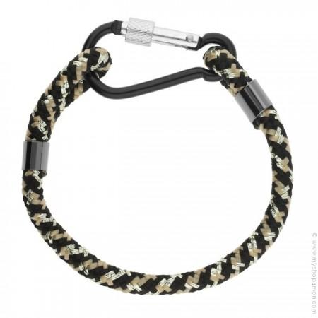 Bracelet Hipanema Boss black