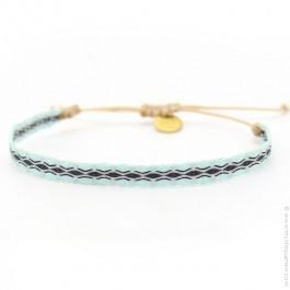Bracelet Argentinas menthe
