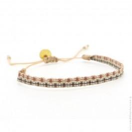 Bracelet Argentinas camel vintage