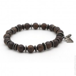 Bracelet Sonora bronzite matt
